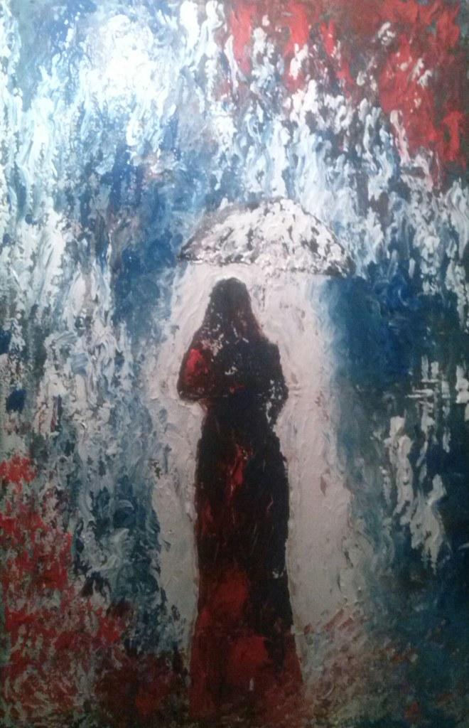 Acryl painting 115x75 550 euro