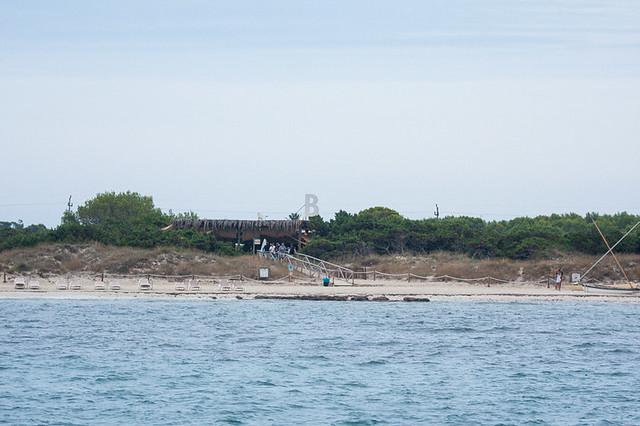 Real Ibiza wedding: Ibiza Boat Charter