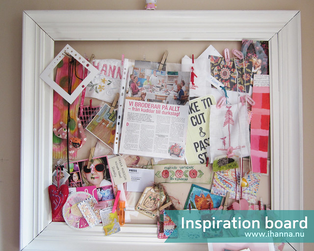 iHanna's Inspiration Board, October 2013