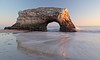 Natural Bridges at sunset. by Natural Light Seeker