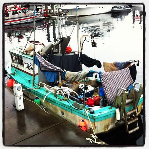 Cool Ketchikan Boat