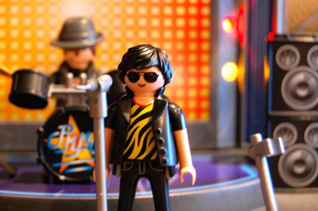 PLAYMOBIL PopStars! Stage