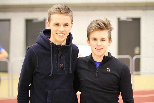 Viktor Orri og Ernir Jónsson