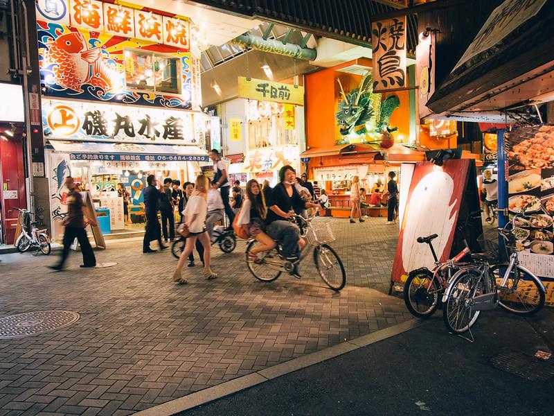 大阪漫遊 【單車地圖】<br>大阪旅遊單車遊記 大阪旅遊單車遊記 11003307486 5ac42c5859 c