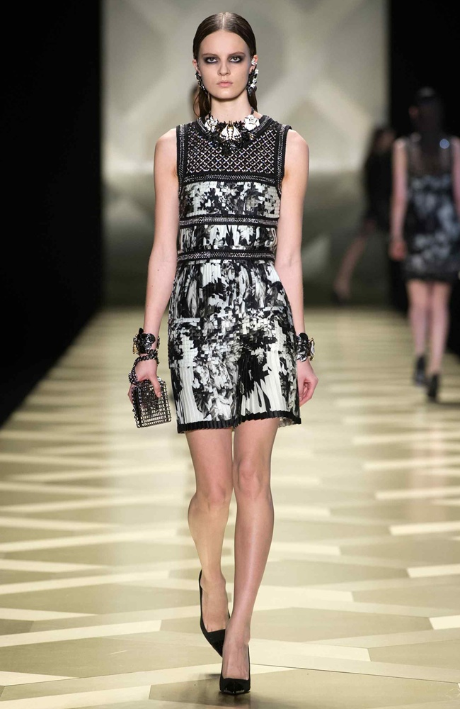 1 dress short Roberto_Cavalli_FW2013-14