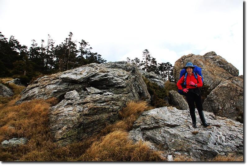 中峰前巨石群 1