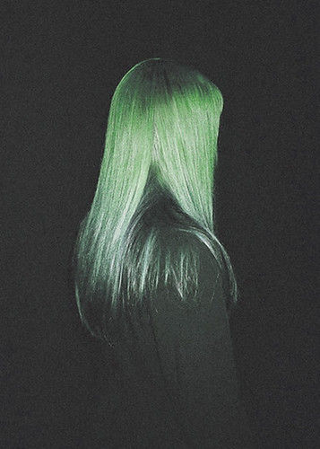 Green Hair. Source unknown.