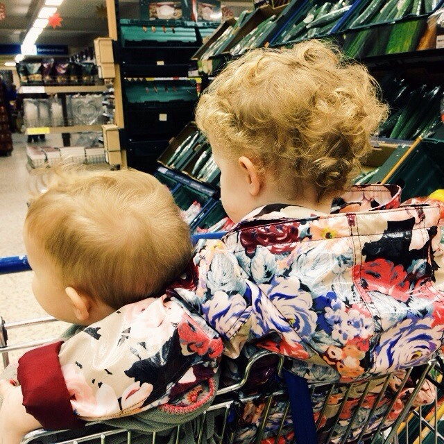 Sisters shopping. #vscocam