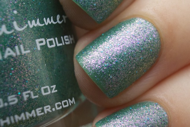 03 KBShimmer Teal Another Tail swatches