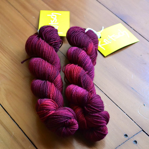 Knitsch yarn
