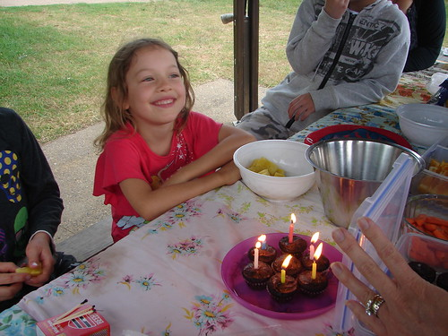 Isla's 6th birthday