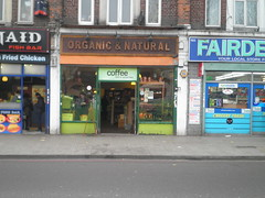 Picture of Organic And Natural, E5 8EG