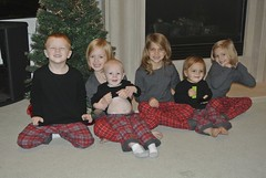 Christmas Sleepover Pajamas