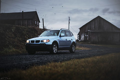 Gone Exploring // BMW X3