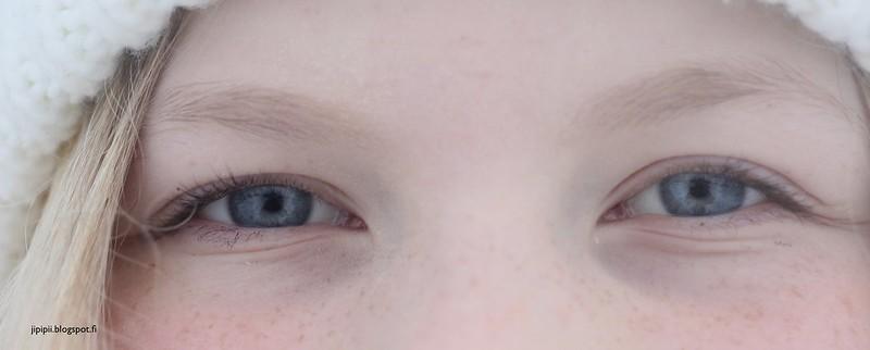 Jessica's eyes