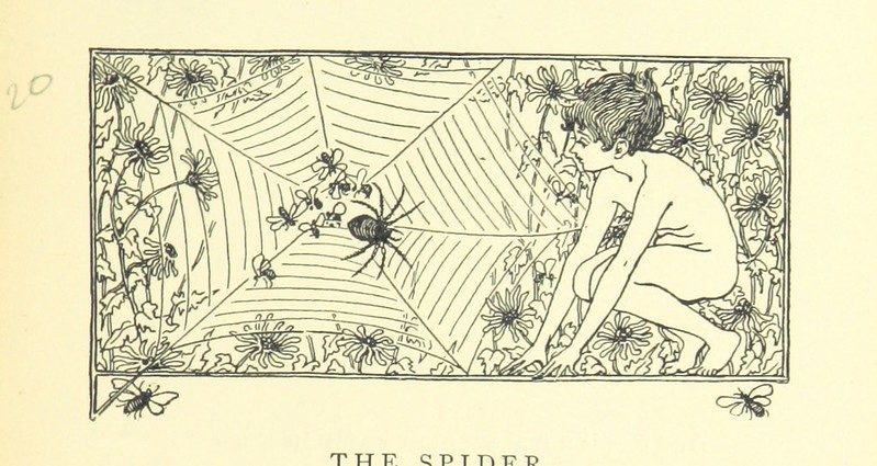 Image taken from page 39 of 'Songs for Little People. [With illustrations by H. Stratton.]'