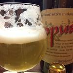 ベルギービール大好き!!ルフェーヴル・オピュスLefebvre Hopus@クラフトビアベース
