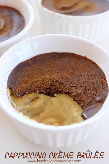 Cappuccino Crème Brûlée 4