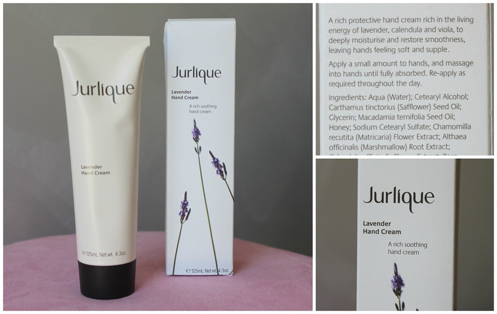 Jurlique lavender essentials gift set christmas beautiful natural oil australian beauty review love balm hand moisturizer moisturiser pretty ausbeautyreview aussie blog blogger hand moisturiser