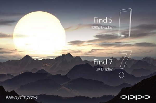 Дисплей Oppo Find 7