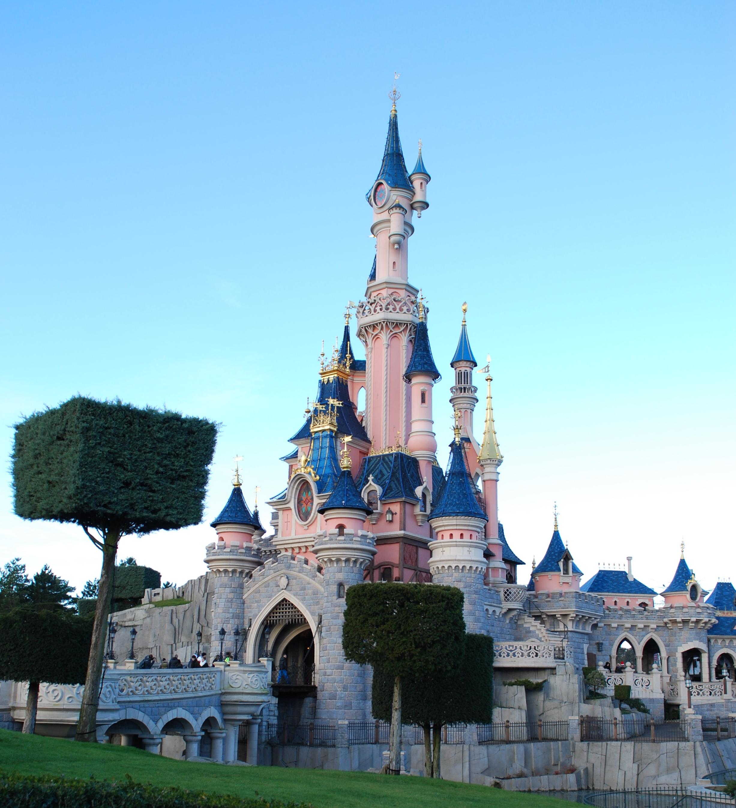Le ch teau de la belle au bois dormant sleeping beauty cas flickr photo sharing - Chateau la belle au bois dormant ...