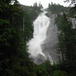Furious waterfall