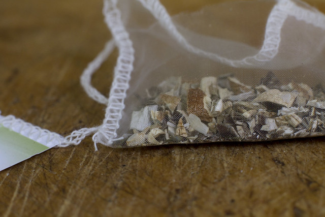 shrooms in tea bag (2013)