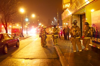 The Great Cleveland Park Fire of 2014