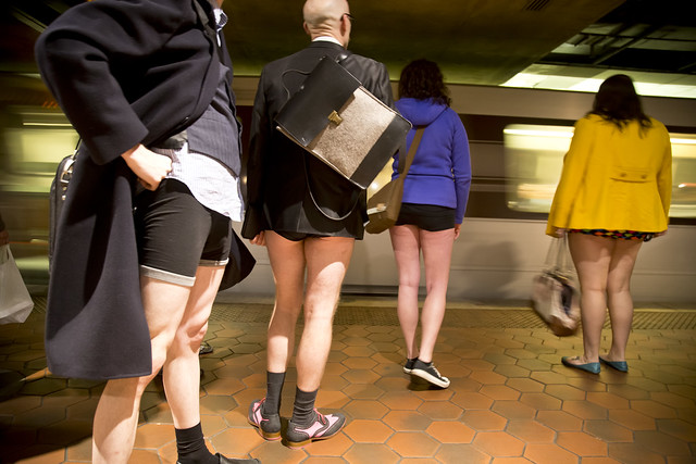 2014 01 12 - 3210 - DC - No Pants Metro Ride