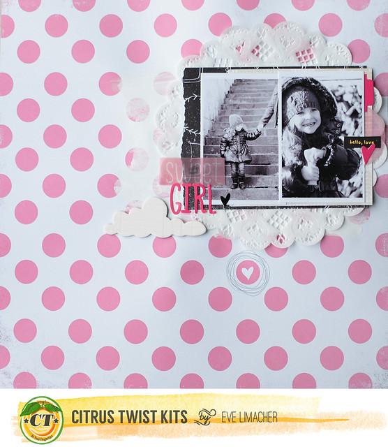 page sweet girl b
