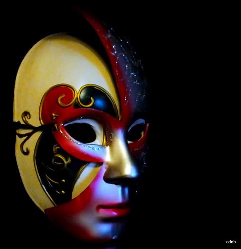 """The Masks (15) - """"Nimicul cu doua fetze"""" by cdnh"""