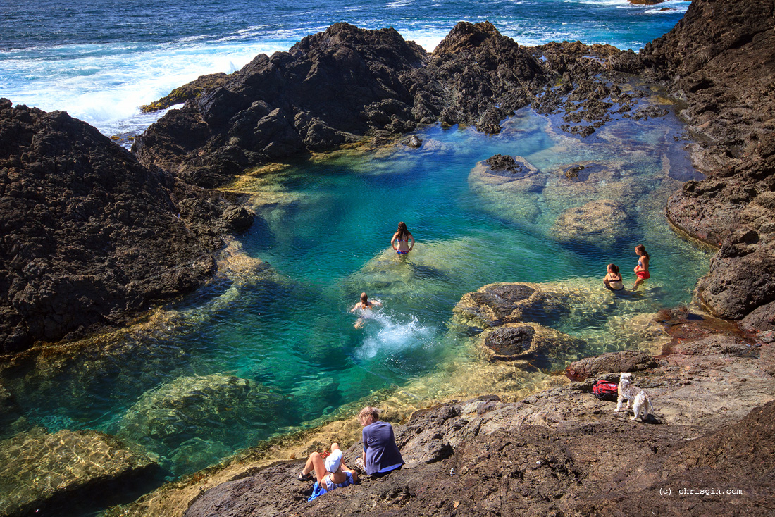 Not a bad spot for a swim mermaid pools new zealand pics for Swimming pool design new zealand
