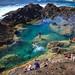 Mermaid Pools by Chris Gin