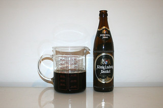 15 - Zutat Dunkelbier / Ingredient dark beer