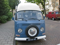 "1972 VOLKSWAGEN T2a/b ""23/1"" Motorhome"