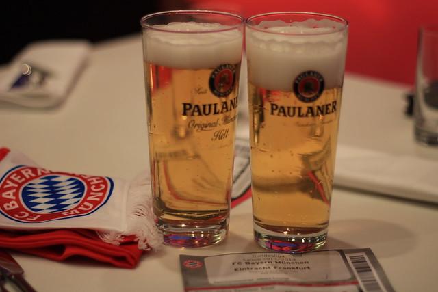 Munich Adidas FC Bayern München Paulaner Bier lisforlois