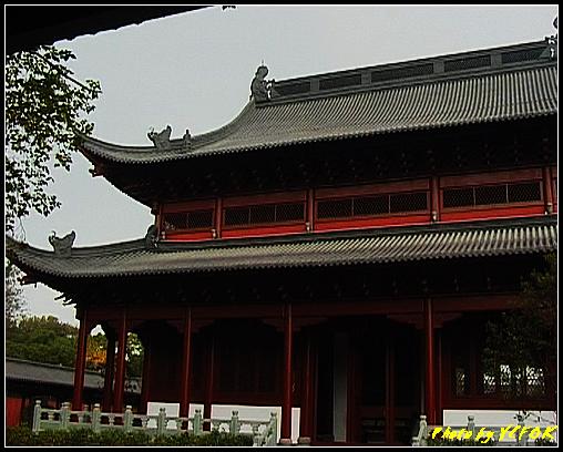 杭州 西湖湖畔的錢王祠 - 049