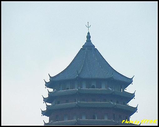 杭州 錢塘江 - 013 (六和塔)