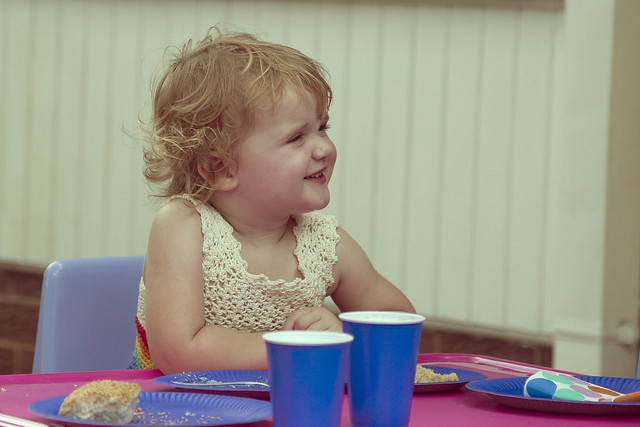 Eliana's 2nd Birthday Party