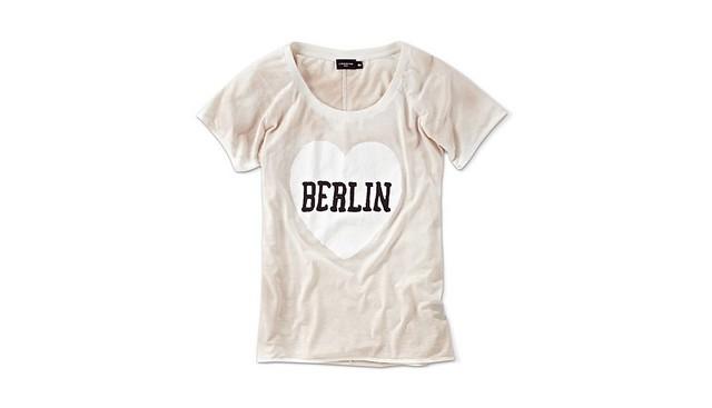 Liebeskind Berlin heart tee_horizontal
