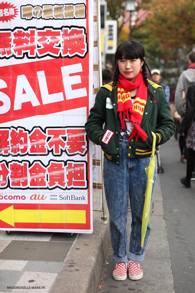Street style, Tokyo