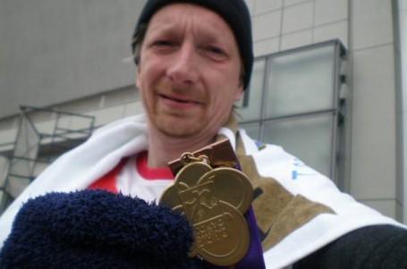 První Čech zkompletoval v Tokiu všechny maratony světové ligy