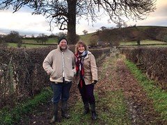 Country life with Brian & Kate.