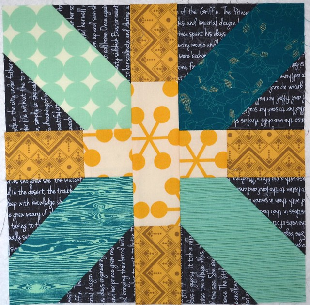 X and + block for Rebecca