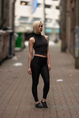 Alley Portrait