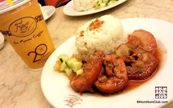Classic Asado Rice Meal
