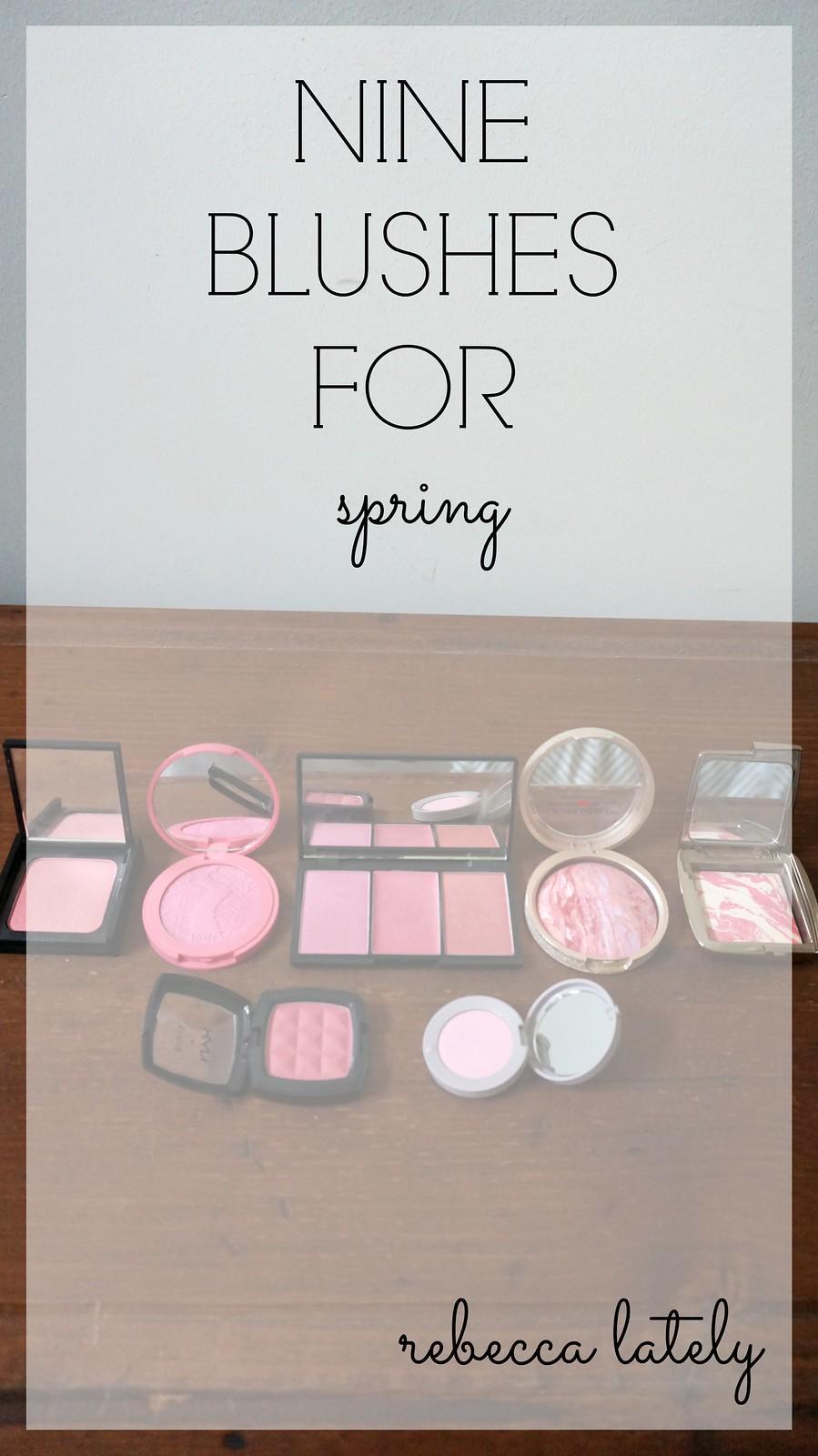 Spring Blushes 2