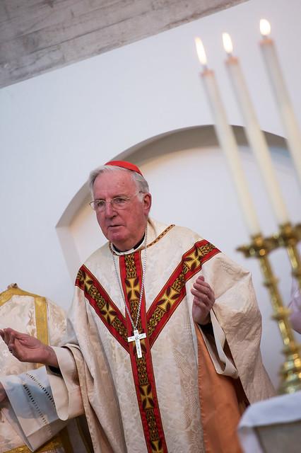 Images: Cardinal Cormac Murphy-O'Connor