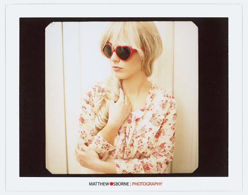 Mamiya RZ Polaroid Back