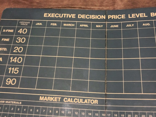 Executive Decision画像